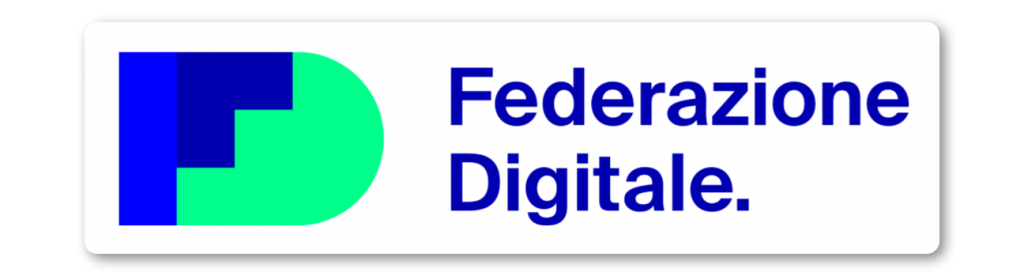 federazione digitale logo footer
